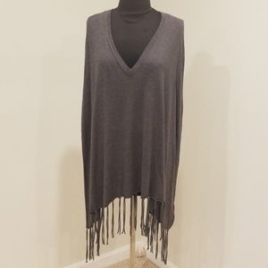 NWT! MICHAEL Michael Kors Grey Size S/M Sweater